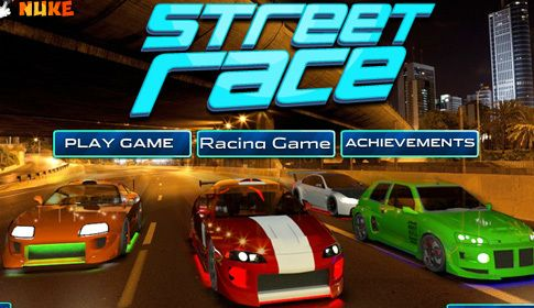 Street Race   Free Flash Game   Z14