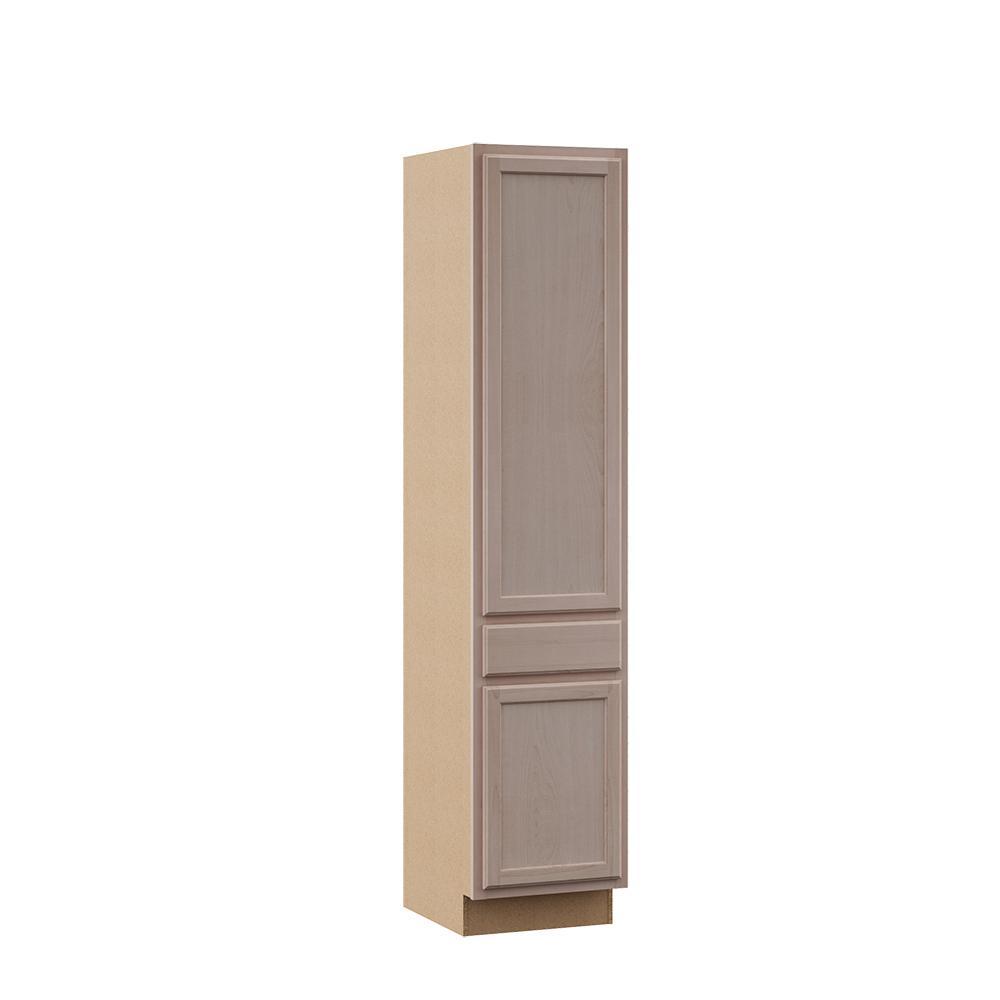Hampton Bay Hampton Assembled 24x84x18 In Pantry Kitchen Cabinet