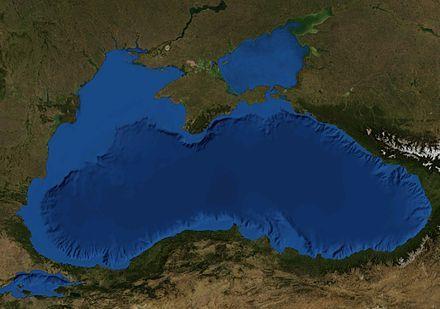 Black Sea undersea river - Wikipedia, the free encyclopedia
