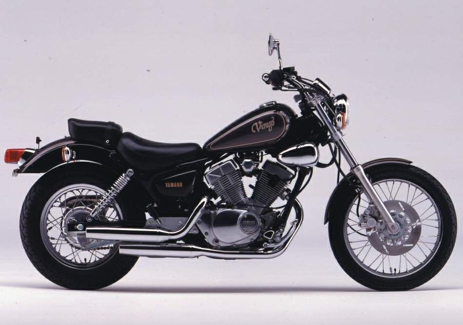 Yamaha Virago 250 Yamaha Virago Yamaha Kawasaki Vulcan