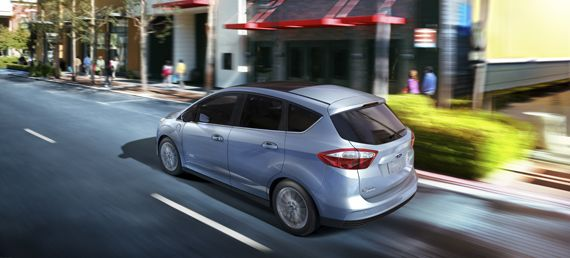 Ford Has Announced Epa Certified Efficiency Numbers On The All New