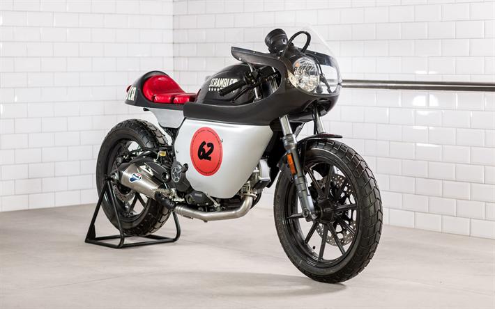 Download Wallpapers Ducati Scrambler, 4k, Cool Motorcycle