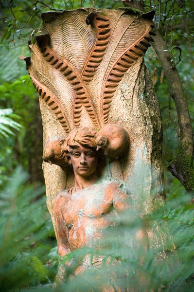 William Ricketts Sanctuary William Ricketts Sanctuary is nestled in the Dandenong Mountains in a lush fern forest, in a natural setting of beauty and tranquility. It is an ideal location for Ricketts...
