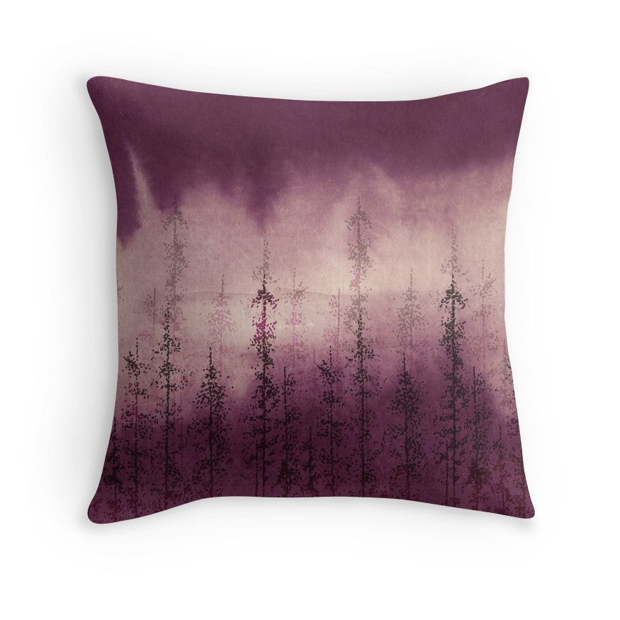 Pillow The Purple Haze