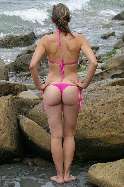 Pin On Amateur Thong Bikinis-1374