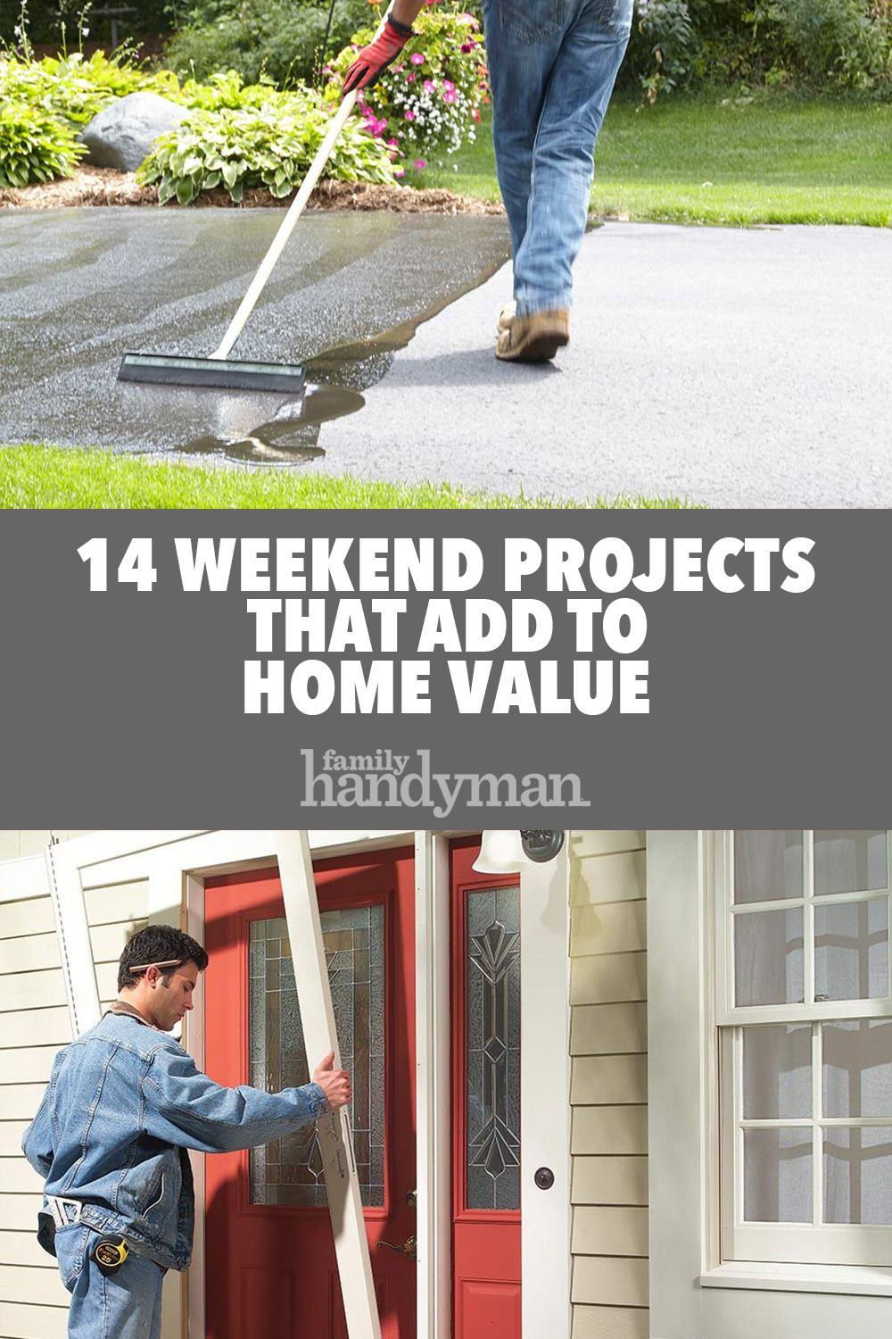 14 Weekend Projects that Add to Home Value