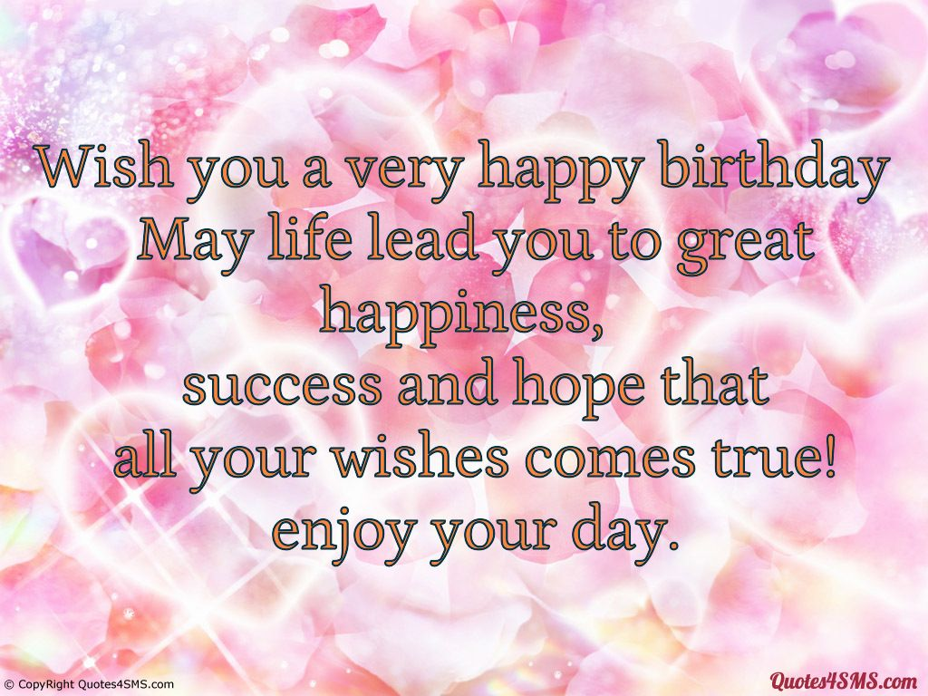 Birthday Quotes Sayings PlusQuotes quotes etc – Quotes About Greetings for Birthday