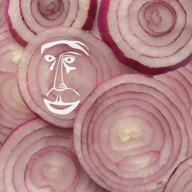 Onion makes you cry.
