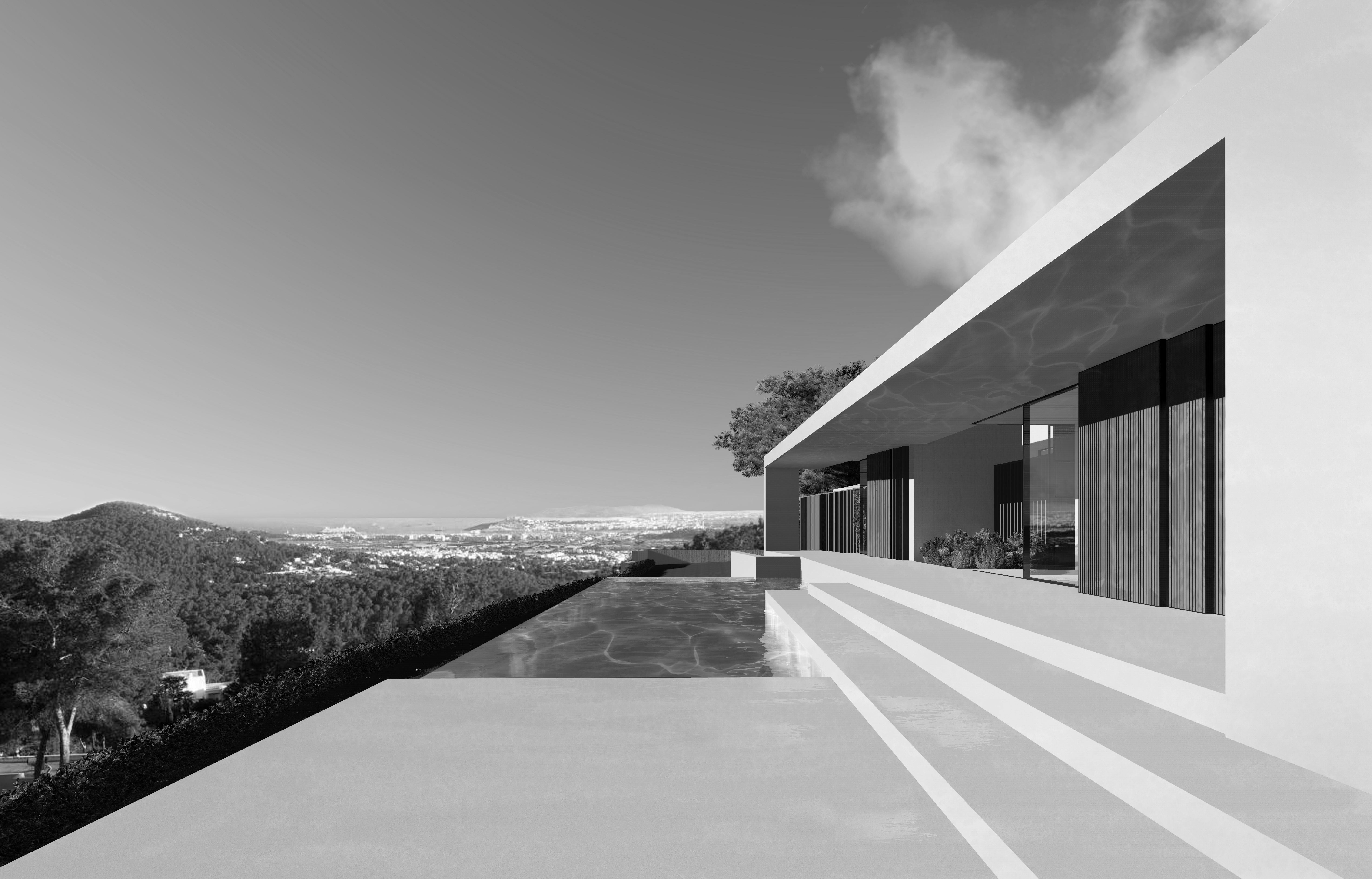Great House In Can Furnet   Ibiza By DeBM Architecture And Landscaping