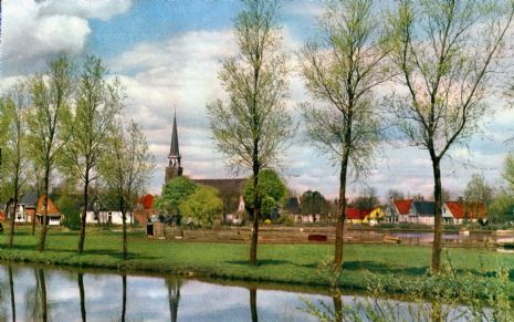 Vereniging Oud Broek in Waterland - Broek in Waterland
