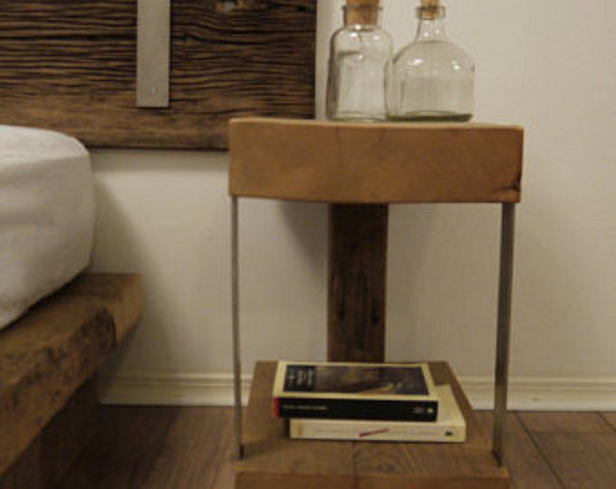 Browse unique items from TicinoDesign on Etsy, a global marketplace - mesitas de madera