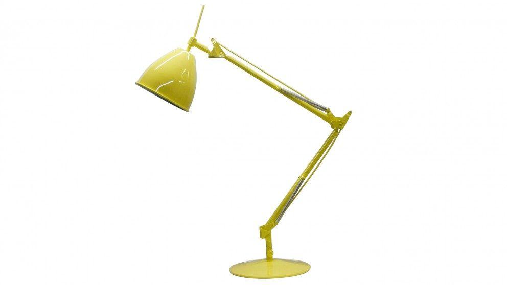 Memphis study lamp yellow limelight table lamps table lamps memphis study lamp yellow limelight table lamps table lamps harvey norman australia aloadofball Gallery