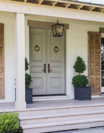 56 Super Ideas Double Front Door Entrance Foyers #doublefrontentrydoors