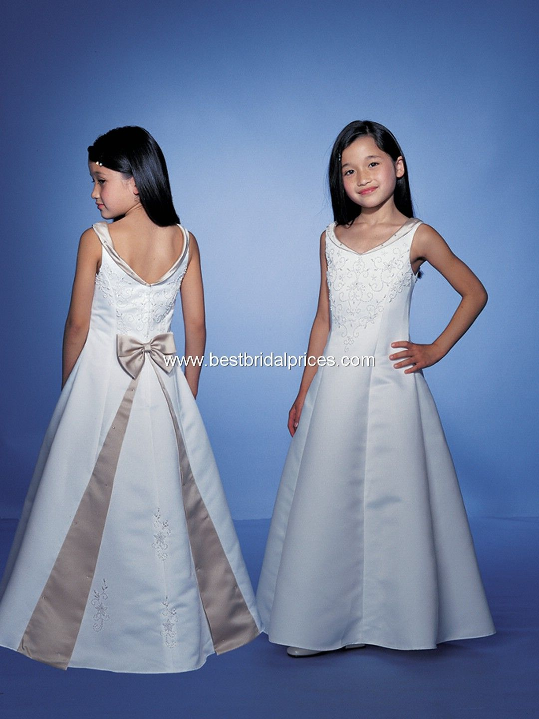 fall flower girl dresses - so cute for an older flower girl | Flower ...