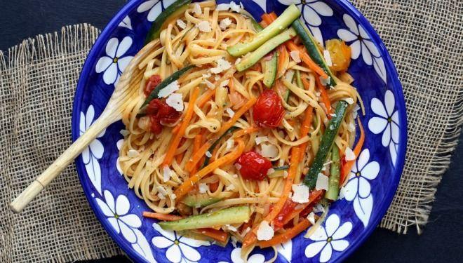 """750g vous propose la recette """"One Pot Pasta"""" 100% fiable, testée et approuvée…"""