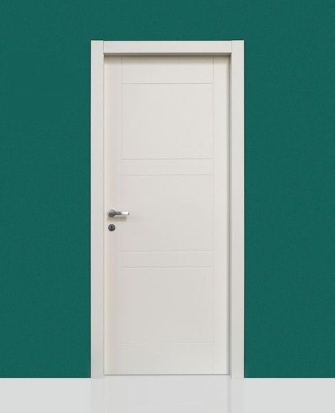 Vendita e montaggio porte interne in legno massello su misura modena serramenti pinterest - Montaggio porte interne video ...