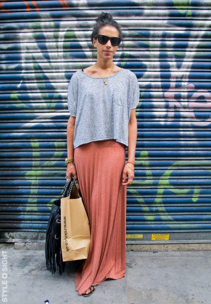 floor length- this is a floor length skirt because it reaches the floor