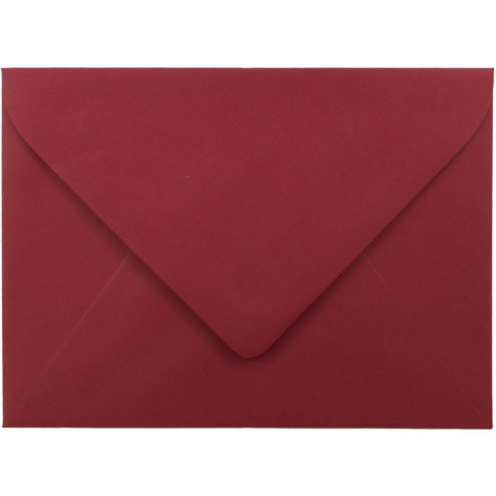 jam paper a7 invitation envelopes with euro flap 5 1 4 x 7 1 4