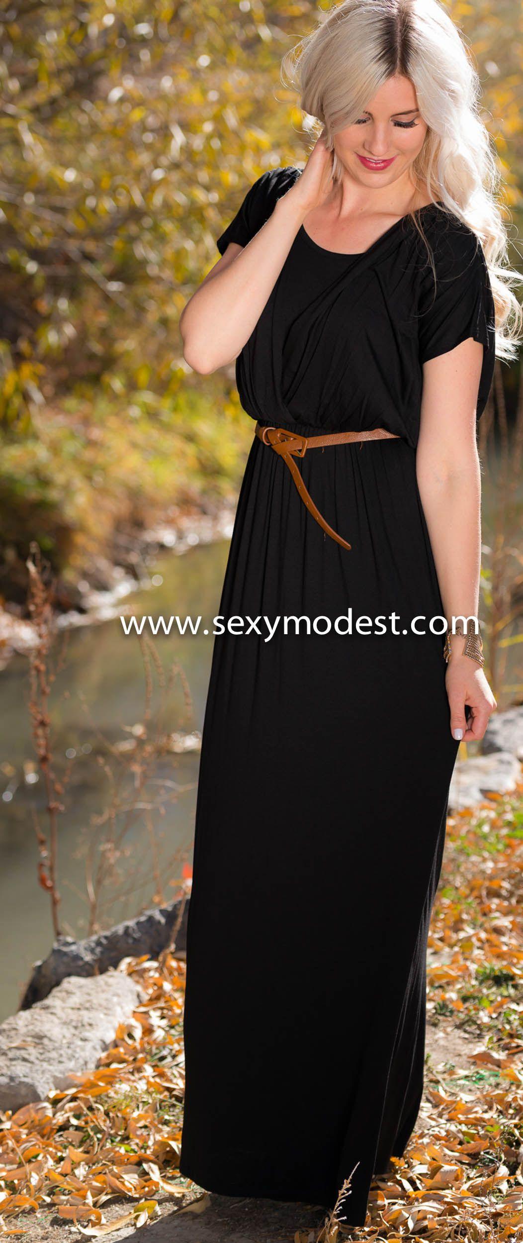 www.sexymodest.com  #fall #dress #black #fashion #fashionblog #design #love #nordstrom #pretty #beautiful  Follow us on Instagram @modestshoppin