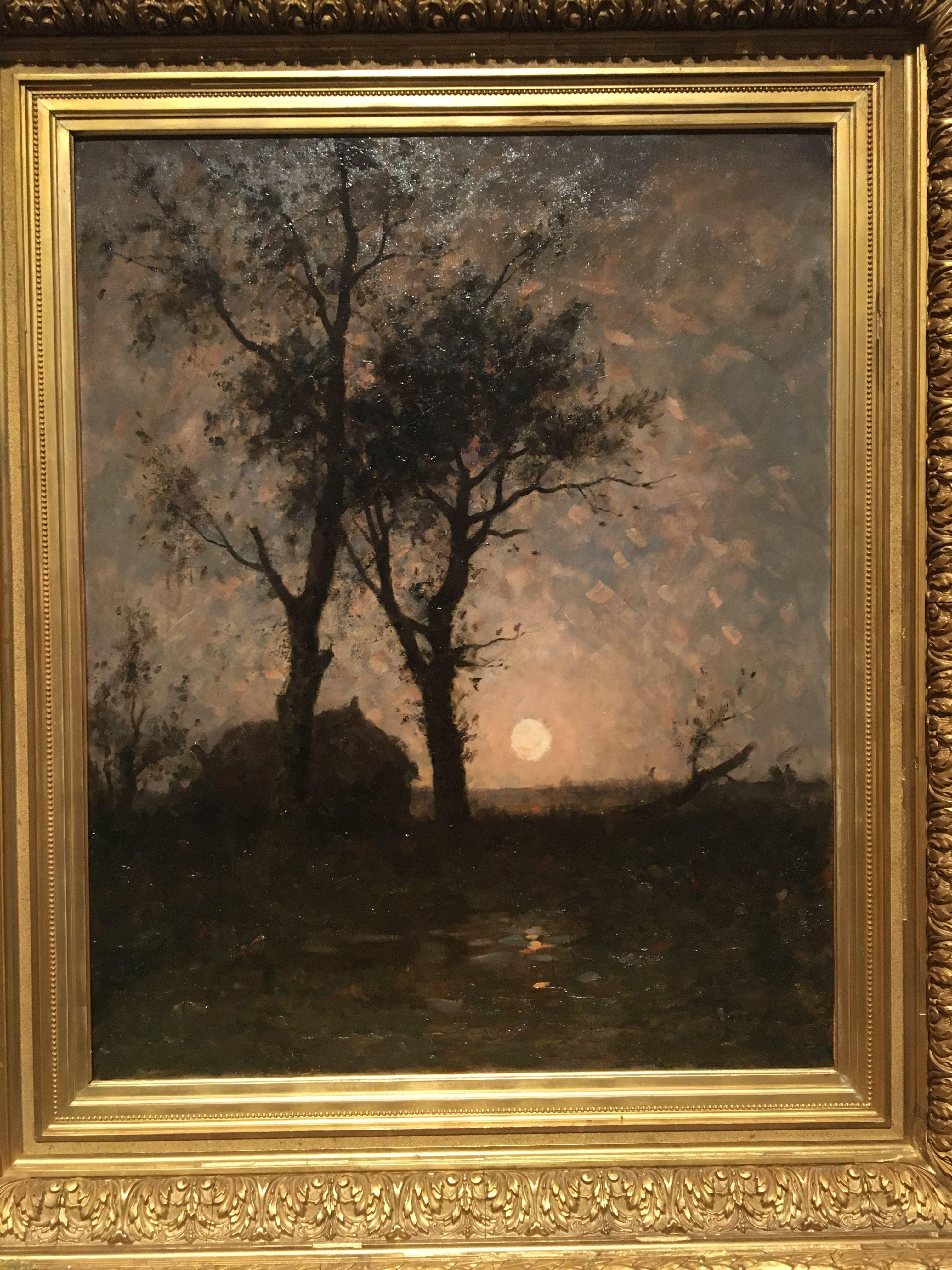 Alphonse Stengelin Opgaande Man 1879 Tentoonstelling Barbizon Van Het Noorden Drents Museum Assen In 2020 Tentoonstelling Museum