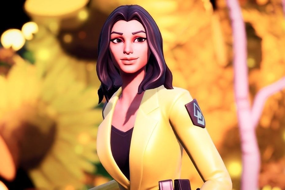 Fortnite Yellow Jacket In 2020 Yellow Jacket Women Fortnite