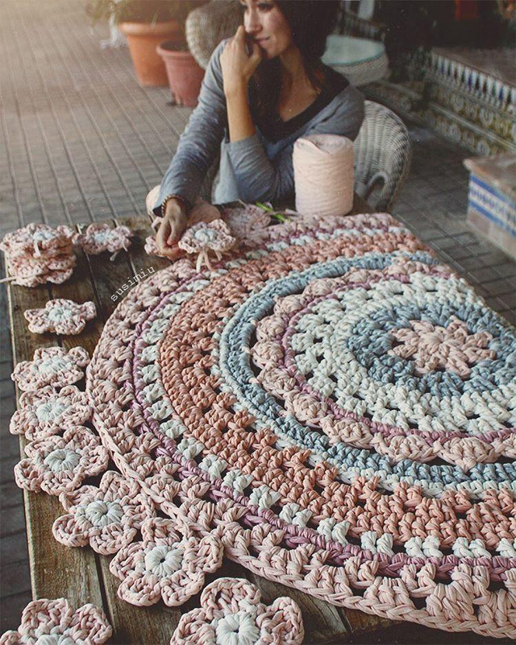 Peticiones especiales camelia flor central cada una for Que son las alfombras