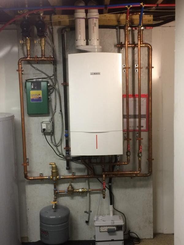 Bosch Boiler Heating And Plumbing Hvac Residential Plumbing