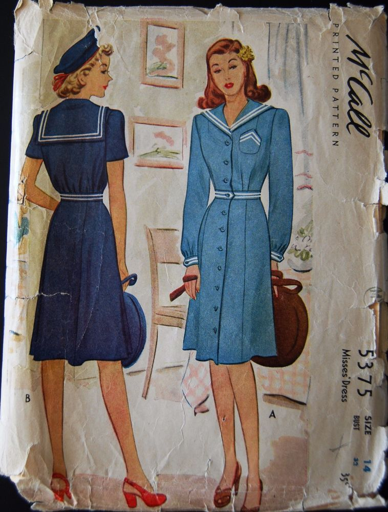 US $2.95 Used in Collectibles, Sewing (1930-Now), Patterns