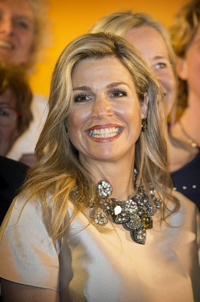 Queen Maxima at Business woman award 2016 22 Mar Queen Maxima attended the award ceremony of the Dutch Prix Verve Clicquot Business Women of the Year at Grand Hotel Huis ter Duin in Noordwijk.
