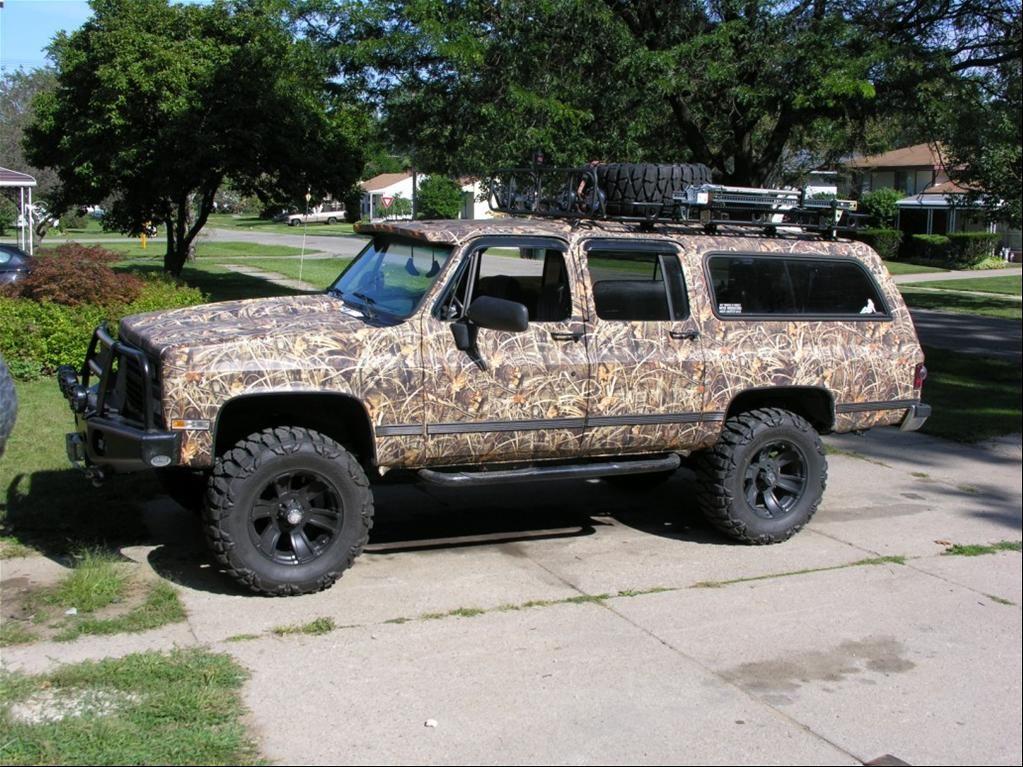 Suburban Chevrolet   1twisted1u0027s ChevroletSuburban 1500