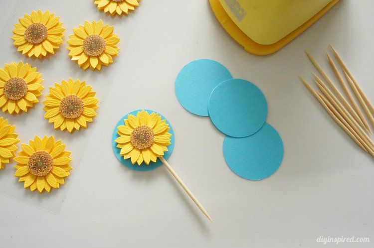 Frozen Fever Party Ideas with Sunflowers
