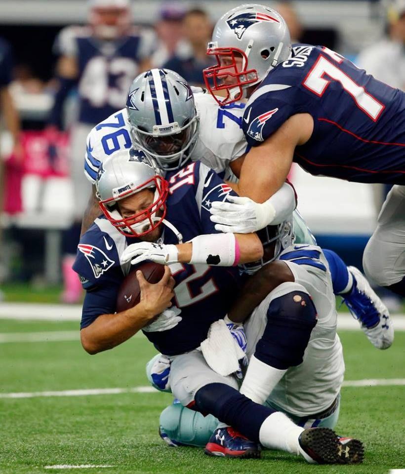 NFL New England Patriots at Dallas Cowboys USA Today