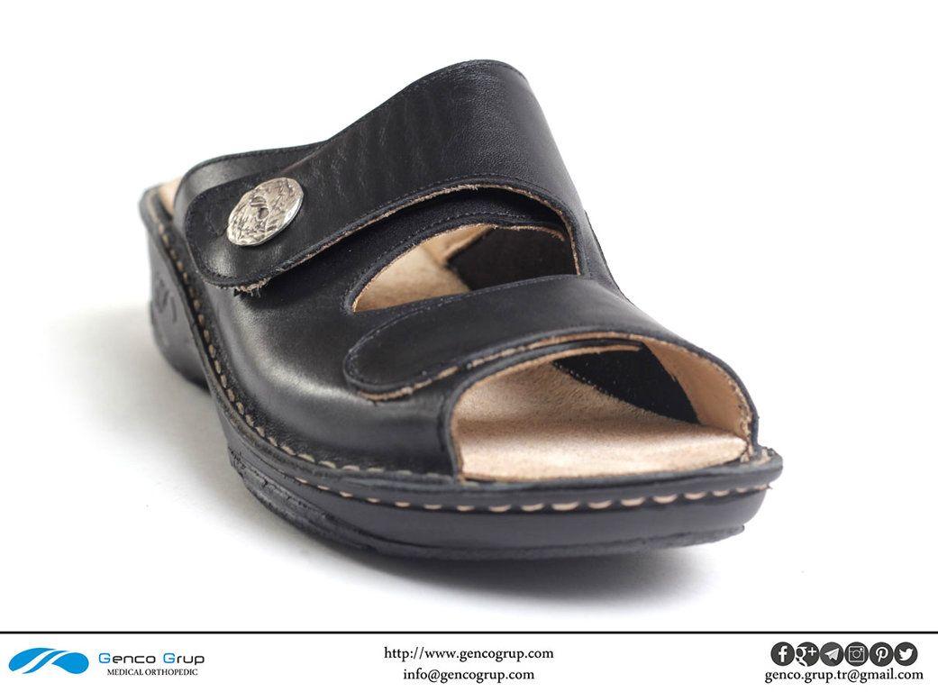 82616dd3f Genco Grup - Catalog - Women's Comfort Shoes - K809-2232-02 : slippers for  women