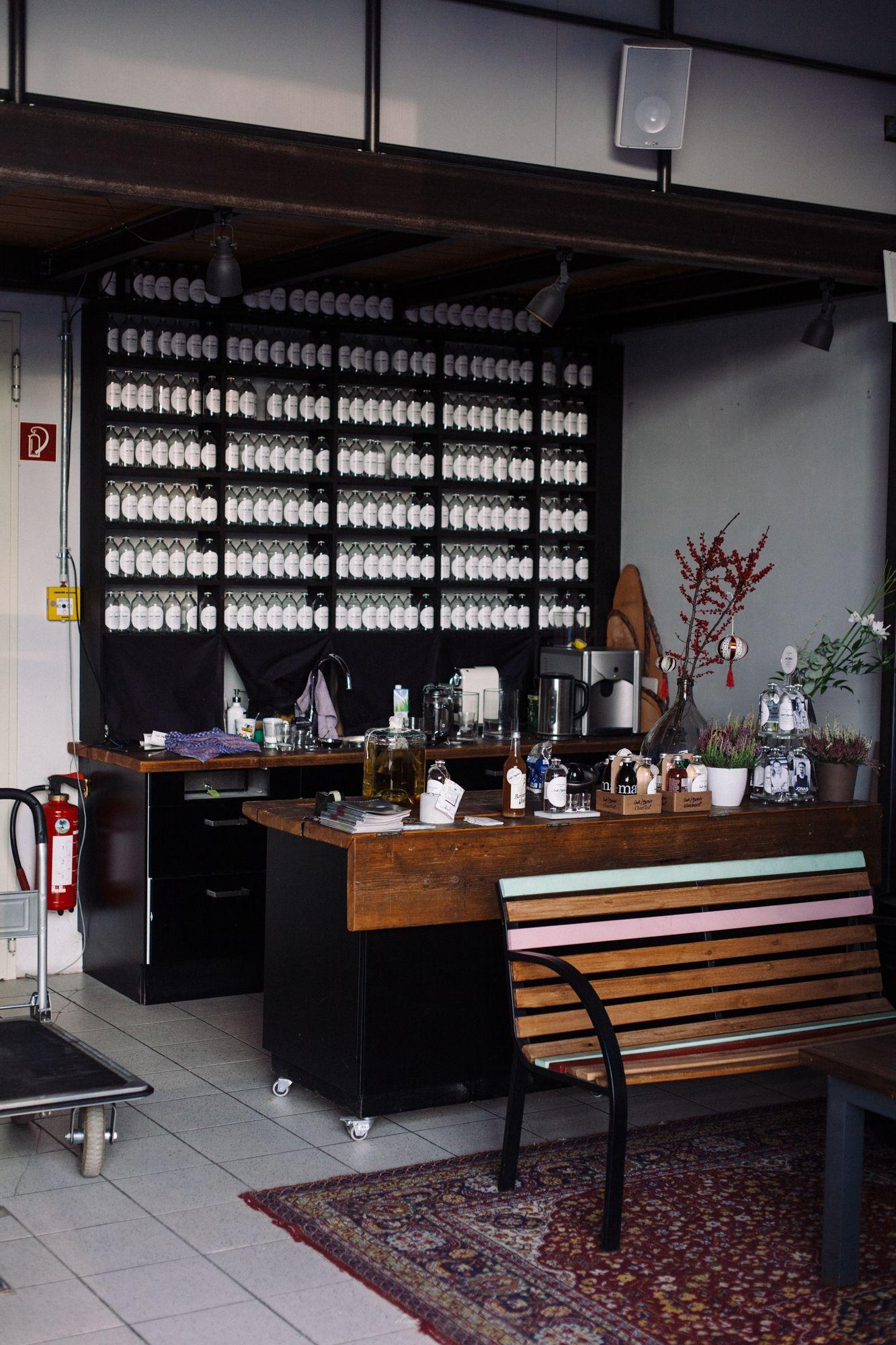 Our/Berlin: Lokaler Wodka auf globaler Basis – Eating with the Chefs Blog