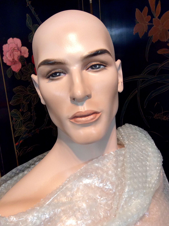 "Rootstein makeup for ""Vintage Bodies"", NYC Vintage"