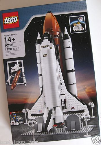space shuttle lego ebay - photo #15