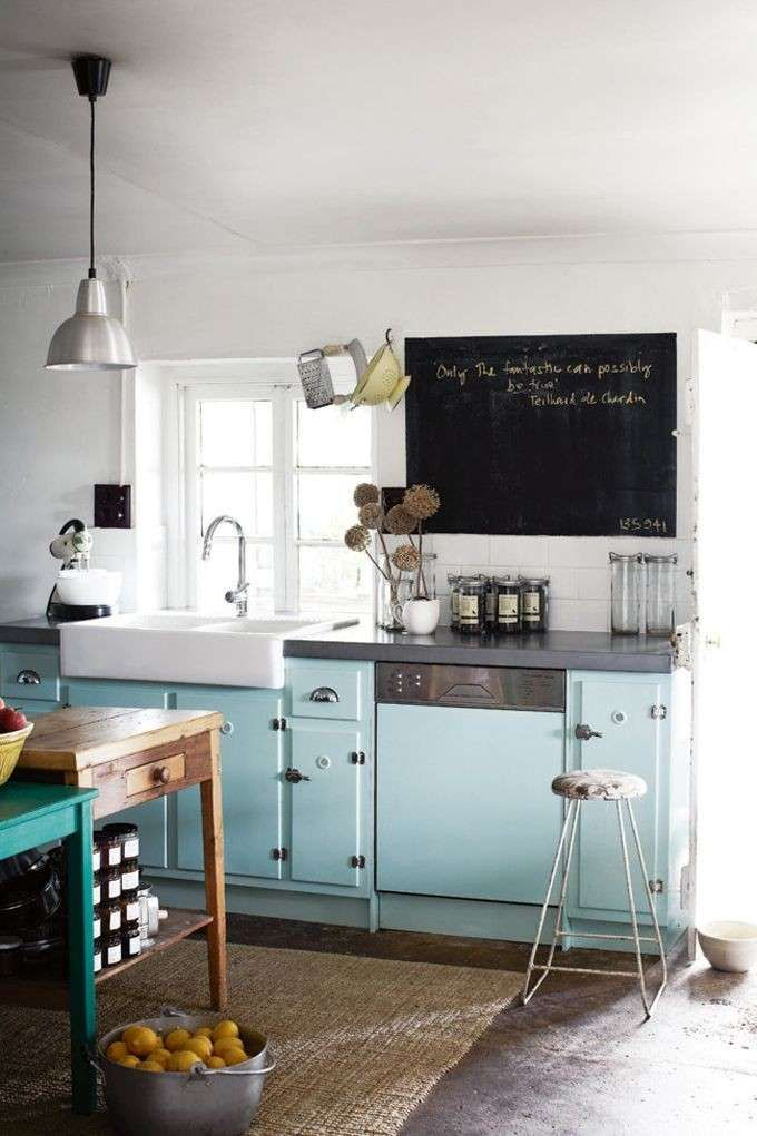 Arredamento anni 50 nel 2019 | [HOME] Kitchens | Cucina anni \'50 ...