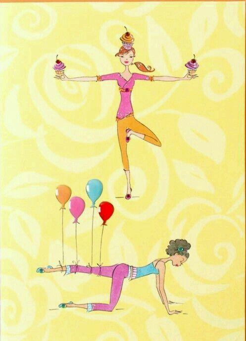 Geburtstagswunsche Von Yoga