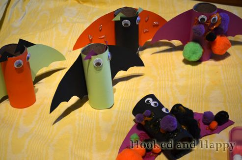 halloween crafts for kids 15 upcycled toilet paper rolls ideas