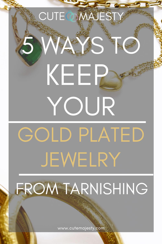Does Gold Vermeil Tarnish : vermeil, tarnish, Plated, Jewelry, Tarnishing, Plate,, Jewelry,, Vermeil