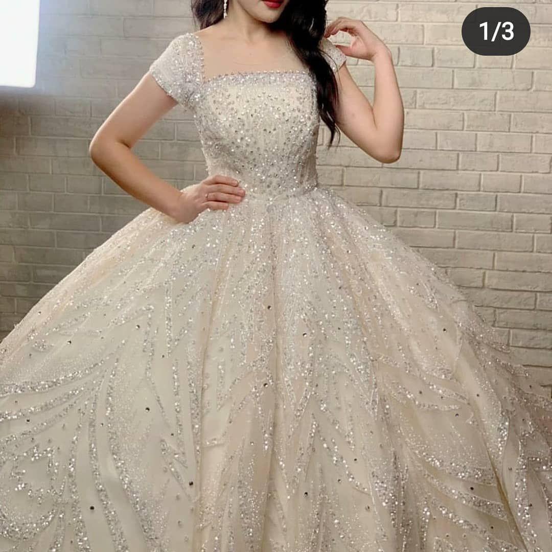 46 Likes 1 Comments فساتين زفاف Wedding Dresses Toffa Wedding On Instagram متجر توفا تفصيل فساتين الزفاف وا Dresses Wedding Dresses Lace Formal Dresses