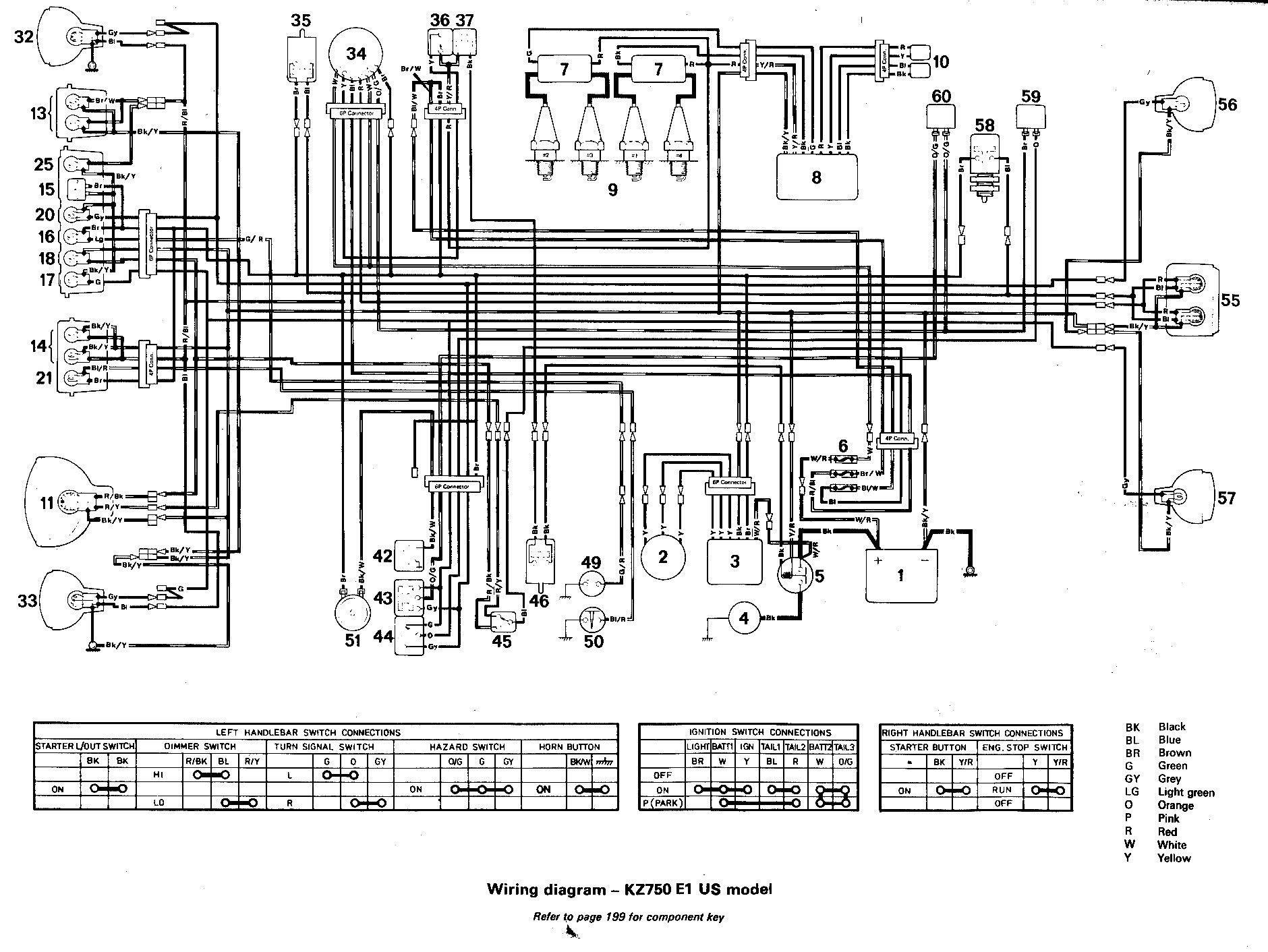Awesome Wiring Diagram Xj 600  Diagrams  Digramssample