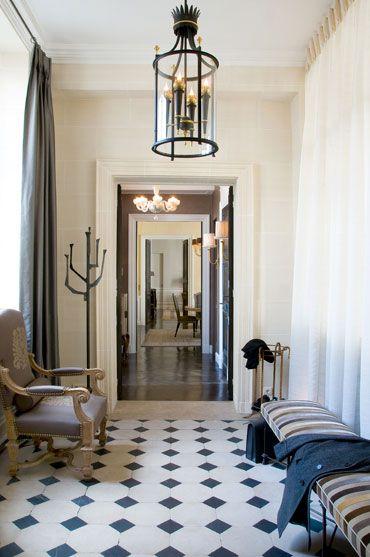 Jean Louis Deniot Interieur Classique Deco Maison Et Interieurs