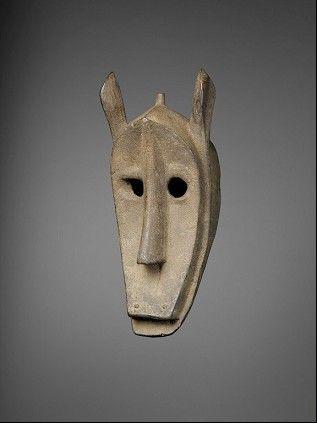 Masque zoomorphe (Mali)