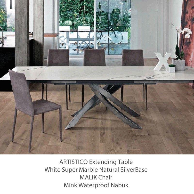 Bontempi Casa Artistico Dining Table Super Ceramica Dining Table