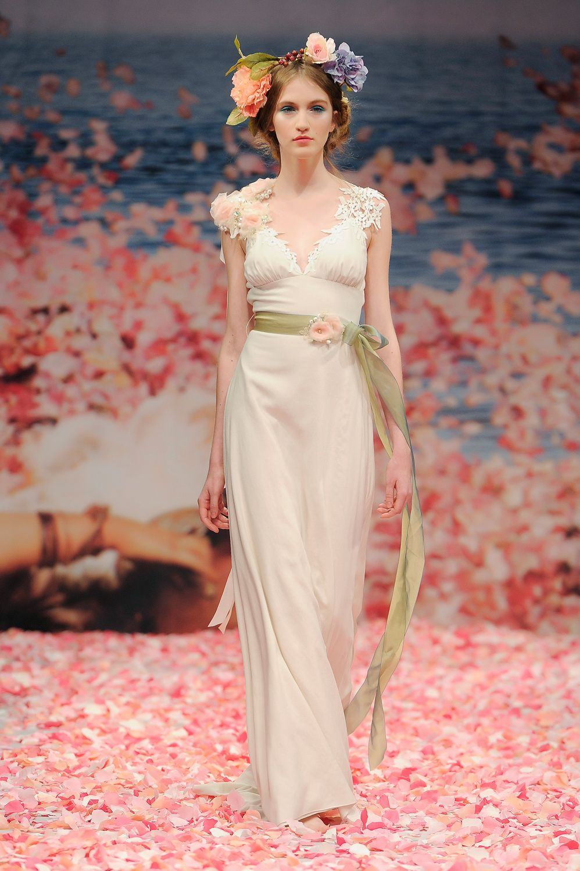 Claire Pettibone 'MAIDEN' wedding gown