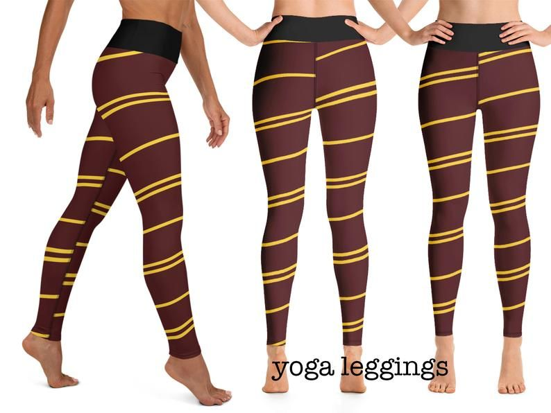 Harry Potter Women Athletic Costume Yoga Leggings Cosplay