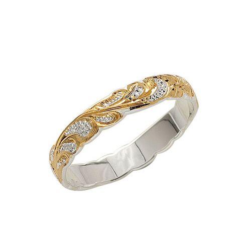 platinum hawaiian wedding rings wedding rings for men With hawaiian wedding rings for women