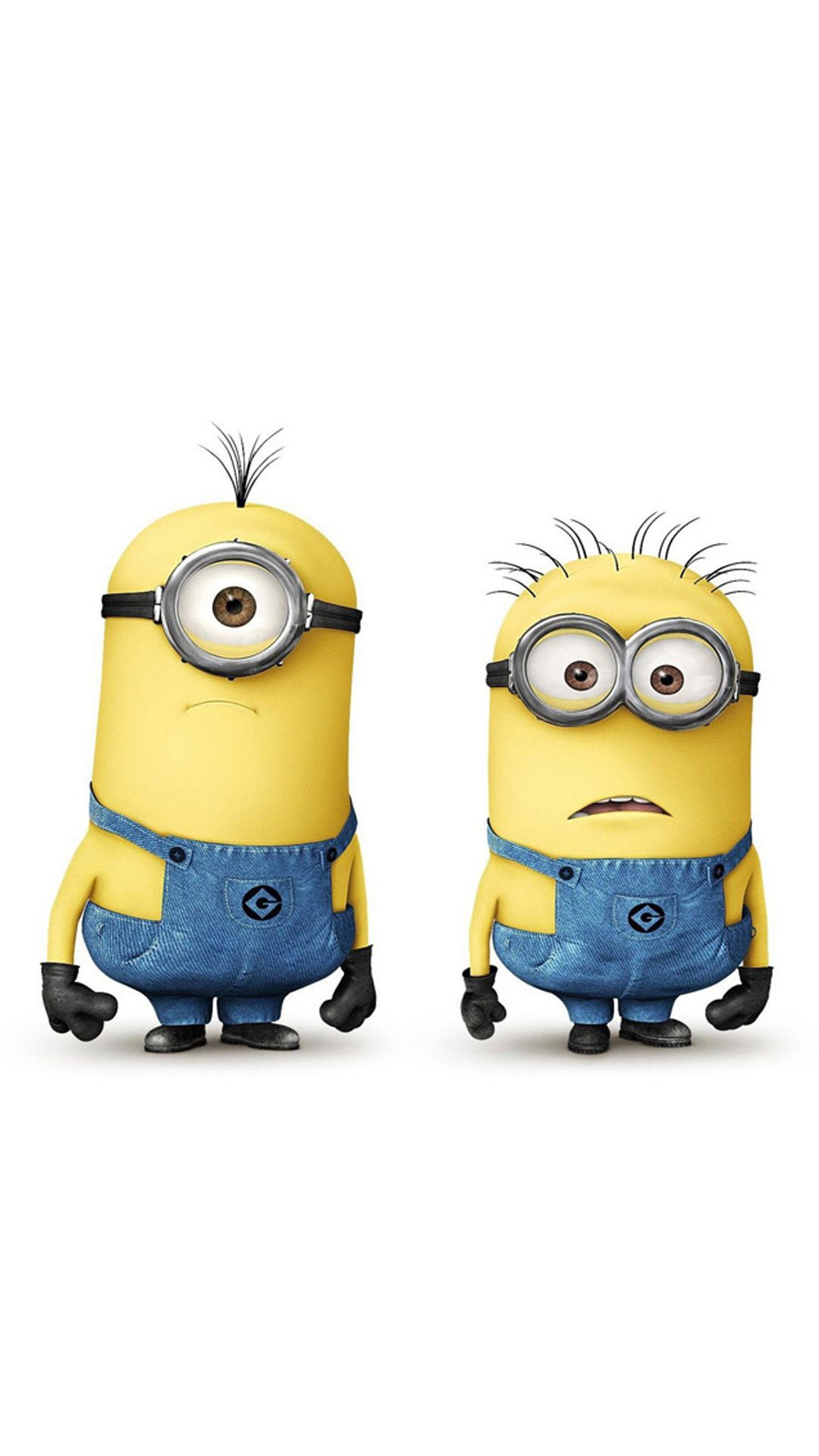 Despicable Me Cartoon Minions #iPhone #7 #wallpaper