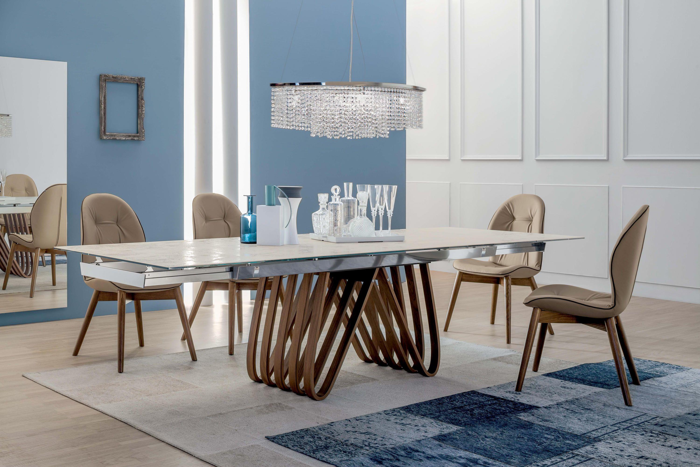 ARPA Tavoli pranzo di design Tonin Casa ✓ Tutte le Informazioni ...